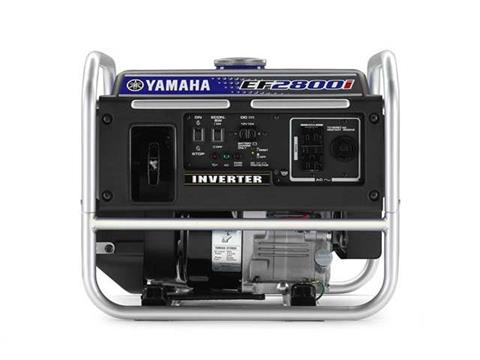 2014 Yamaha Inverter EF2800i in Francis Creek, Wisconsin