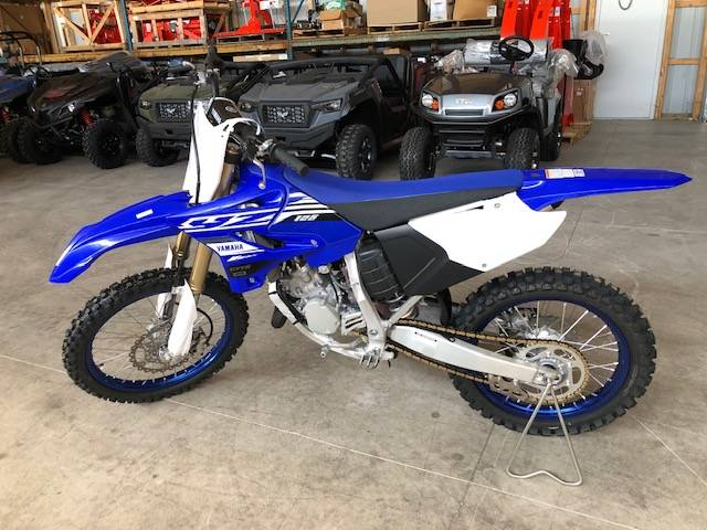 2019 Yamaha YZ125 in Francis Creek, Wisconsin - Photo 1