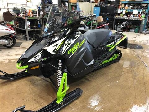 2018 Arctic Cat XF 9000 Cross Country Limited in Francis Creek, Wisconsin - Photo 1