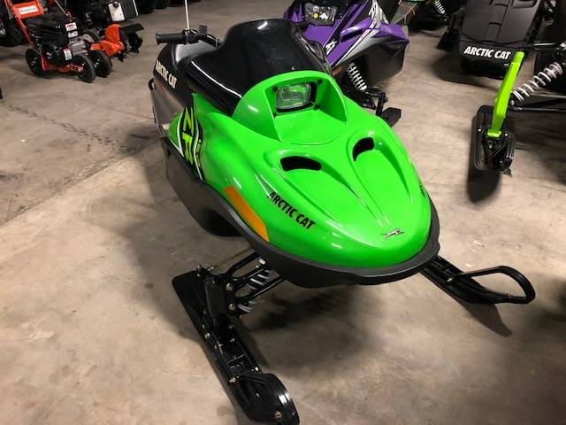 2016 Arctic Cat ZR 120 in Francis Creek, Wisconsin - Photo 1