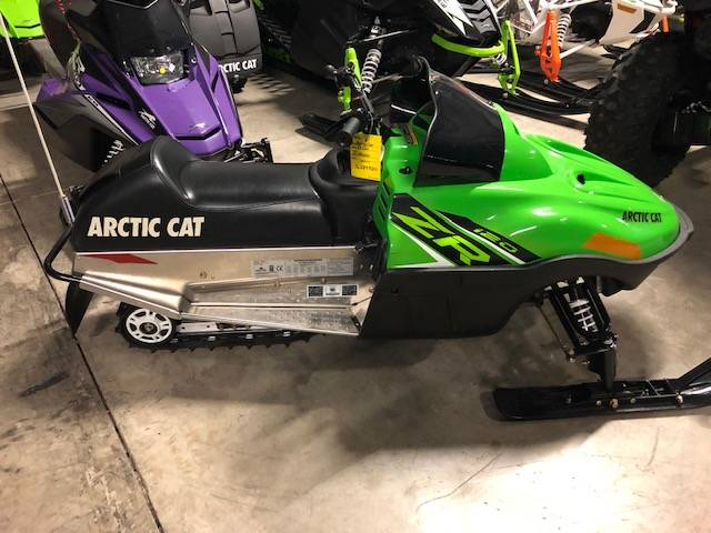 2016 Arctic Cat ZR 120 in Francis Creek, Wisconsin - Photo 2