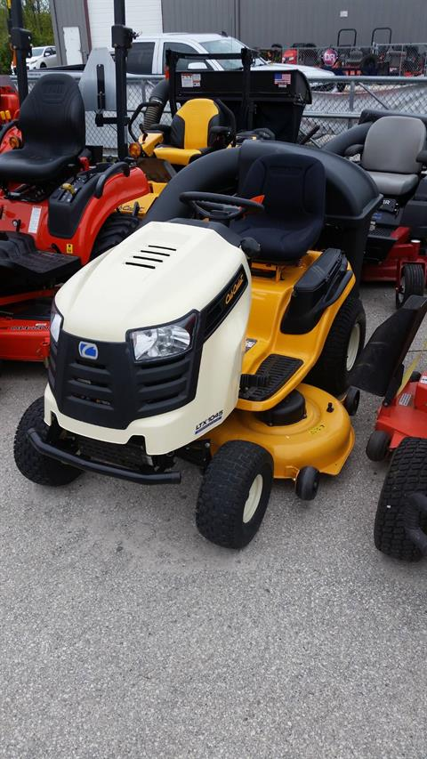 2015 Cub Cadet LTX 1045 in Francis Creek, Wisconsin - Photo 1