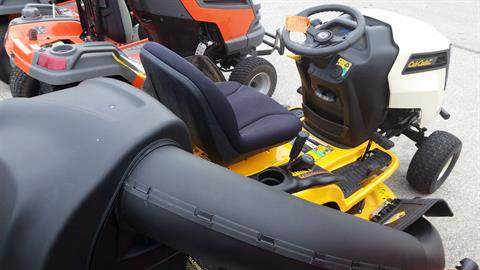 2015 Cub Cadet LTX 1045 in Francis Creek, Wisconsin - Photo 9