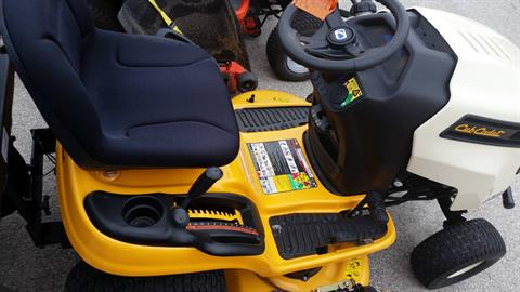 2015 Cub Cadet LTX 1045 in Francis Creek, Wisconsin - Photo 7