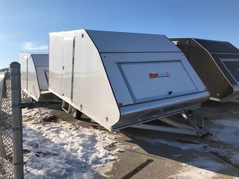 2019 ALCOM SNOPRO HYBRID 101X12 in Francis Creek, Wisconsin