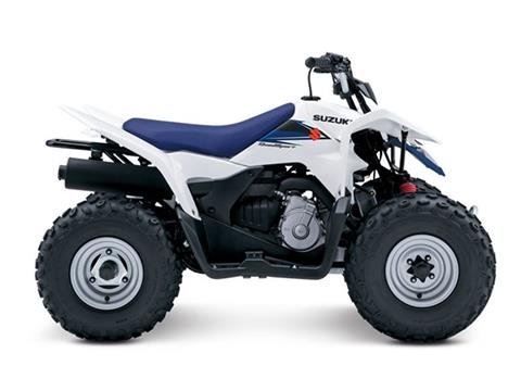 2015 Suzuki QuadSport Z90 in Francis Creek, Wisconsin