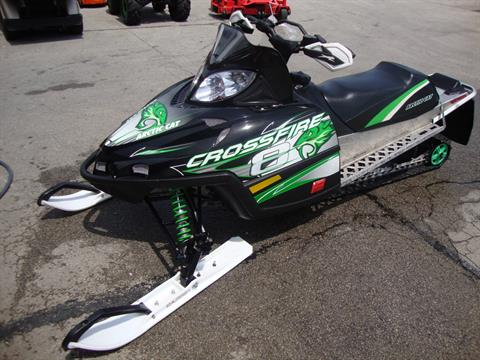 2012 Arctic Cat F 1100 Sno Pro® 50th Anniversary in Francis Creek, Wisconsin