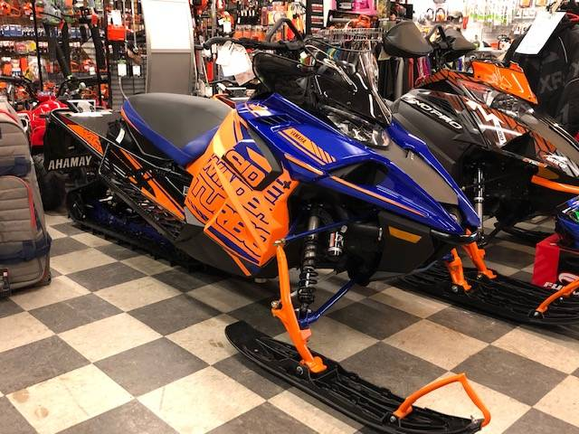 2020 Yamaha Sidewinder X-TX SE 146 for sale!