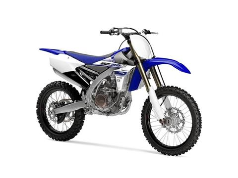 2016 Yamaha YZ250F in Francis Creek, Wisconsin