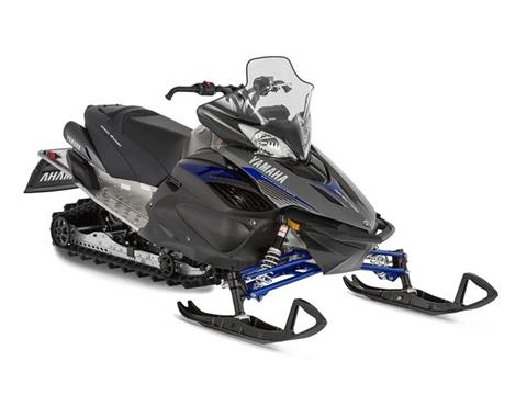 2016 Yamaha RS Vector X-TX 1.75 in Francis Creek, Wisconsin