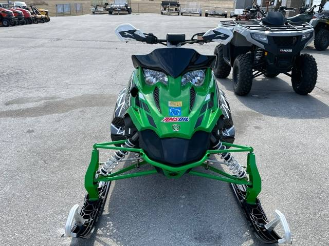 2012 Arctic Cat Sno Pro® 500 in Francis Creek, Wisconsin - Photo 2