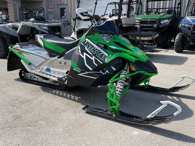 2012 Arctic Cat Sno Pro® 500 in Francis Creek, Wisconsin - Photo 3
