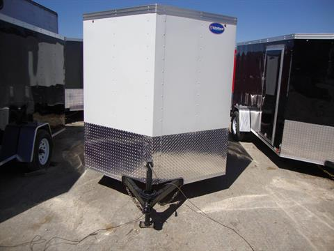 2017 United Trailers XLV-612SA30-S 6X12 V-Front in Francis Creek, Wisconsin