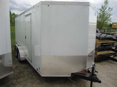 2016 United Trailers XLV-716TA3 in Francis Creek, Wisconsin