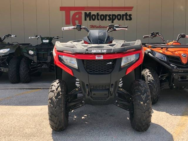 2016 Arctic Cat Alterra 550 in Francis Creek, Wisconsin - Photo 1