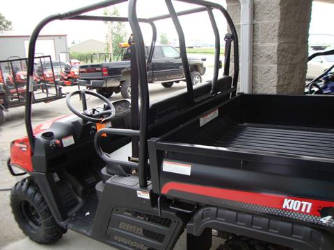 2016 KIOTI MECHRON 2200 in Francis Creek, Wisconsin