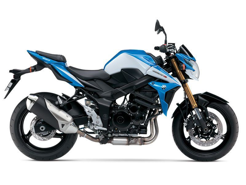 2015 Suzuki GSX-S750Z in Francis Creek, Wisconsin - Photo 1