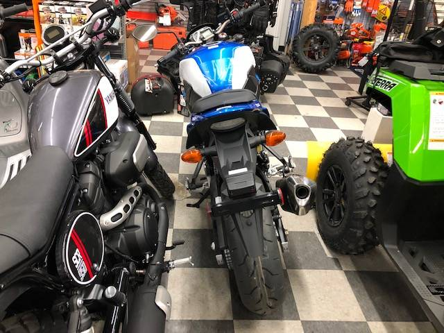 2015 Suzuki GSX-S750Z in Francis Creek, Wisconsin - Photo 3