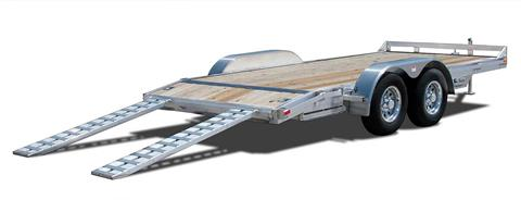 2018 American Hauler OPEN CAR TRAILER in Francis Creek, Wisconsin