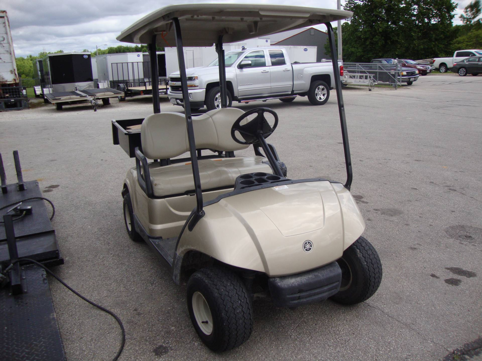 Used 2008 Yamaha The Drive Electric Golf Carts in Francis Creek, WI ...