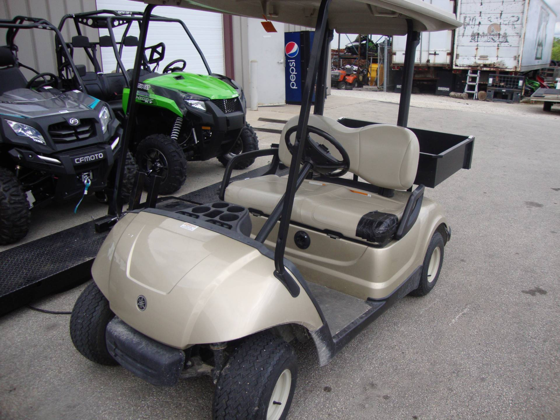 2008 Yamaha The Drive Electric in Francis Creek, Wisconsin
