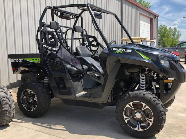 2017 Arctic Cat Prowler 700 XT EPS in Francis Creek, Wisconsin - Photo 1