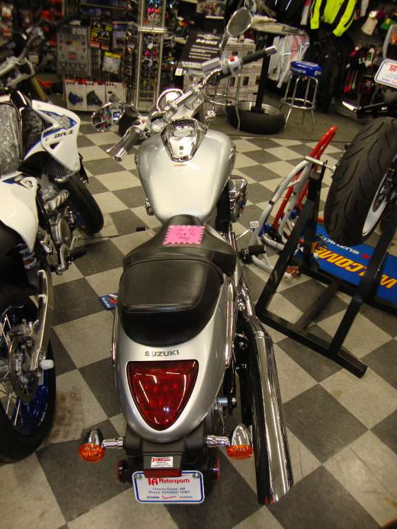 2013 Suzuki Boulevard M50  in Francis Creek, Wisconsin