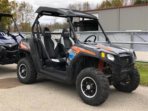 2016 Polaris RZR570 EPS Trail in Francis Creek, Wisconsin - Photo 1