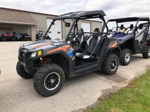 2016 Polaris RZR570 EPS Trail in Francis Creek, Wisconsin - Photo 2