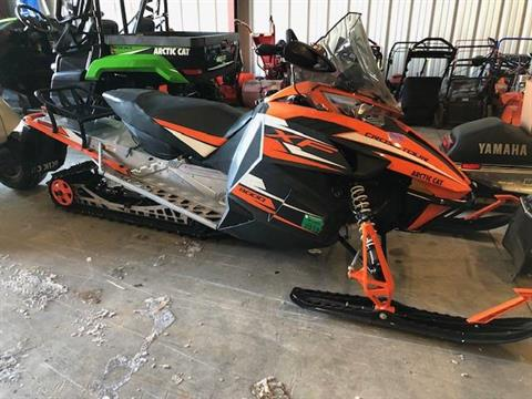 2015 Arctic Cat XF 8000 CrossTour ES in Francis Creek, Wisconsin