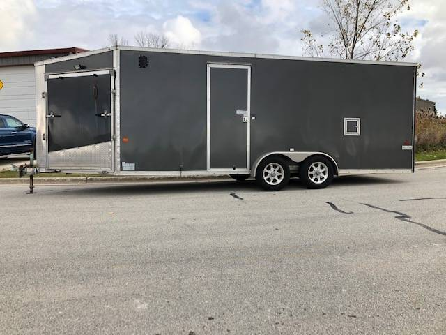 2014  7X25 Steel Enclosed 3