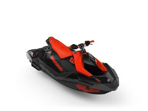 2021 Sea-Doo SPARK 3UP 900HO/IBR/TRIXX in Union Gap, Washington
