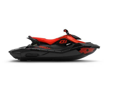 2021 Sea-Doo SPARK 3UP 900HO/IBR/TRIXX in Union Gap, Washington - Photo 2