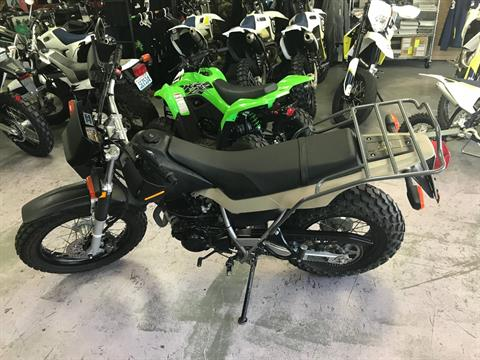 2017 Yamaha TW 200 in Yakima, Washington