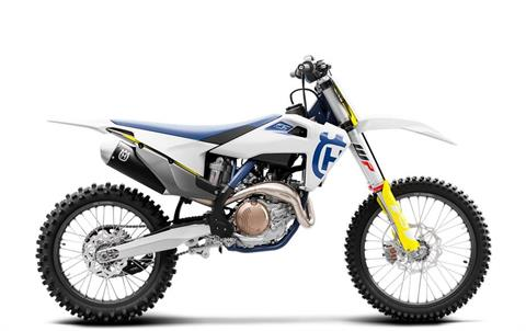 2020 Husqvarna FC 450 in Yakima, Washington