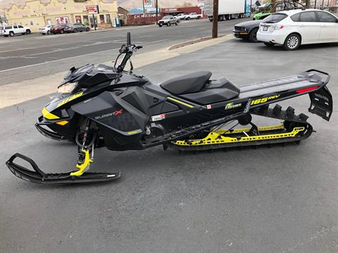 "2017 Ski-Doo SUMMIT X 165 850 E-TEC E.S. 3"" in Yakima, Washington"