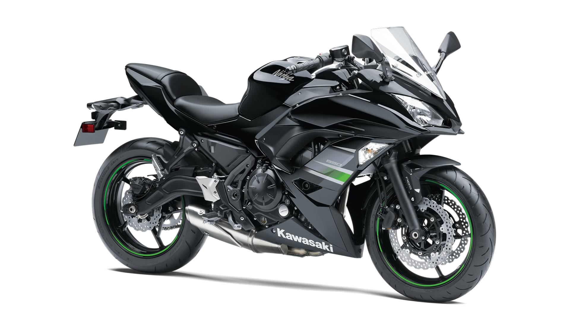 2019 Kawasaki NINJA 650 ABS in Yakima, Washington