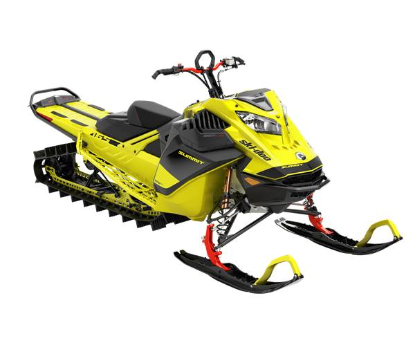 2020 Ski-Doo SUMMIT 850 E-TEC TURBO 165-S in Union Gap, Washington