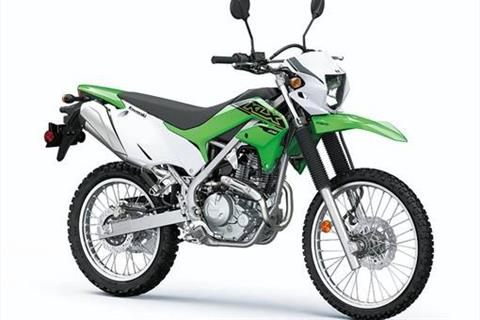 2021 Kawasaki KLX 230 in Union Gap, Washington