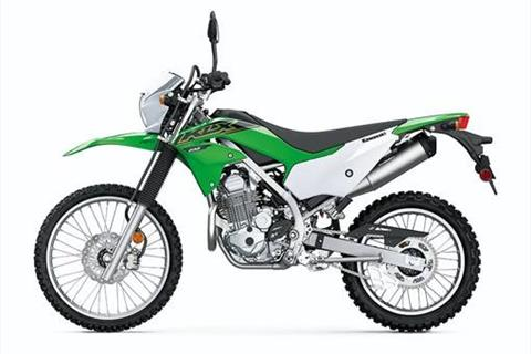 2021 Kawasaki KLX 230 in Union Gap, Washington - Photo 2
