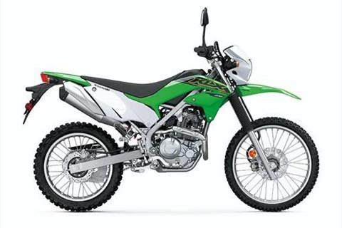 2021 Kawasaki KLX 230 in Union Gap, Washington - Photo 3