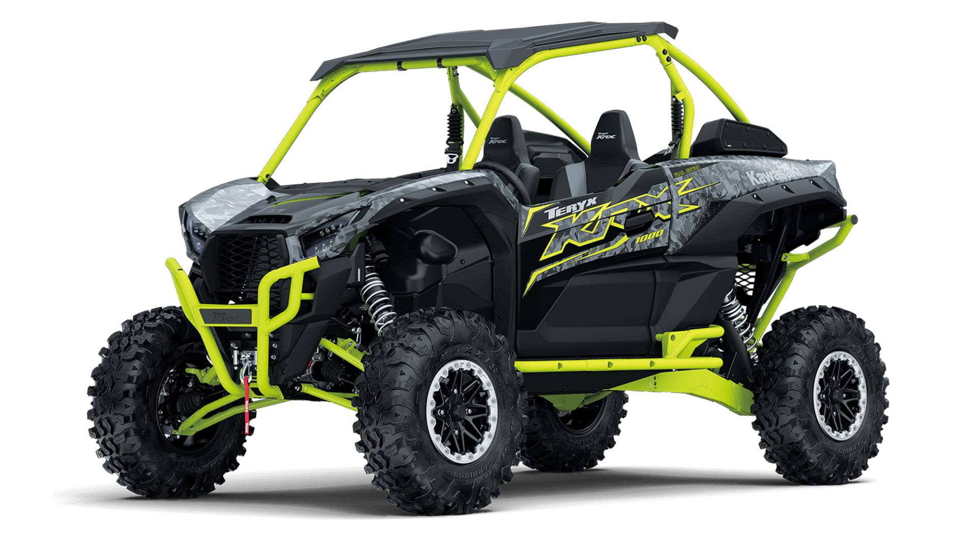 2021 Kawasaki TERYX KRX 1000 TRAIL EDITION in Union Gap, Washington