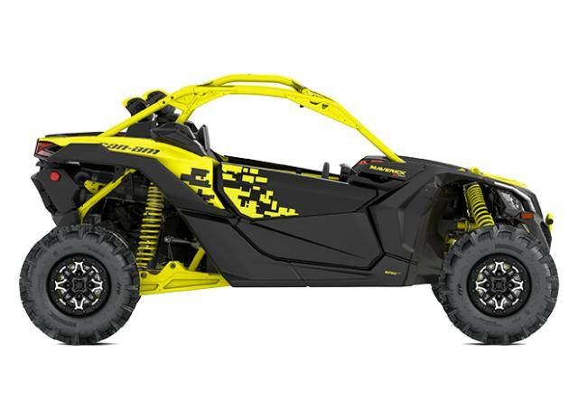 2019 Can-Am MAVERICK X3 X MR TURBO R in Yakima, Washington