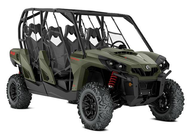 2019 Can-Am COMMANDER MAX DPS 800R in Yakima, Washington