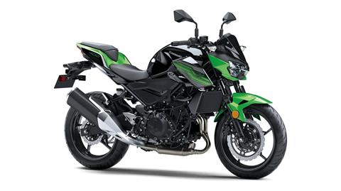 2019 Kawasaki Z400 ABS in Union Gap, Washington