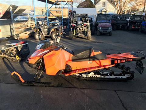 2015 Ski-Doo SUMMIT X 154 800 in Yakima, Washington