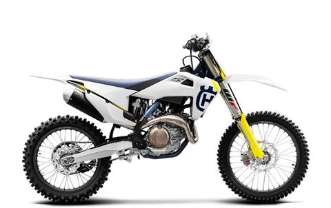 2019 Husqvarna FC 450 in Yakima, Washington