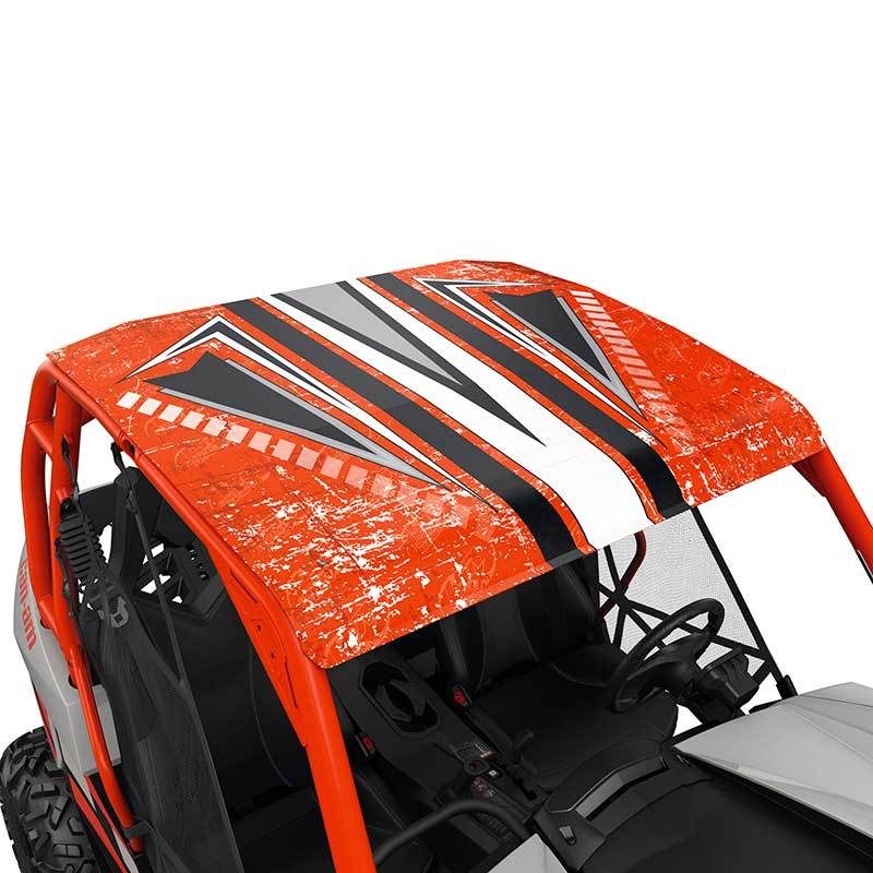 2017 Can-Am Lonestar Racing Aluminum Roof in Yakima, Washington