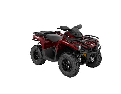2018 Can-Am OUTLANDER XT 570 in Yakima, Washington