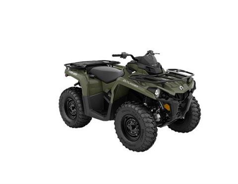 2020 Can-Am OUTLANDER DPS 570 in Yakima, Washington